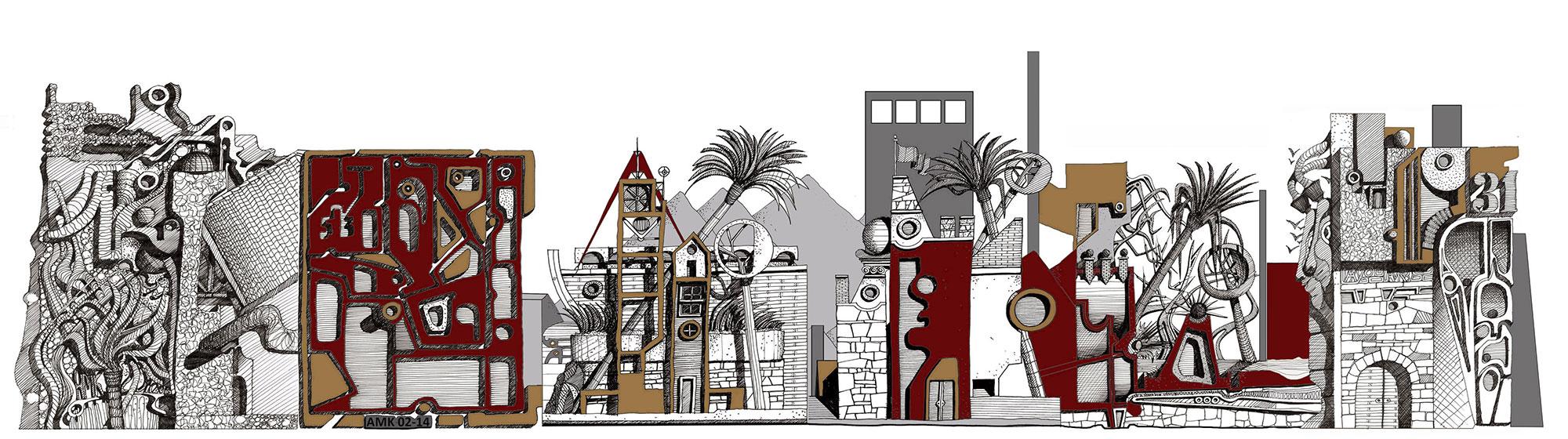 Η εκτέλεση της αρχιτεκτονικής