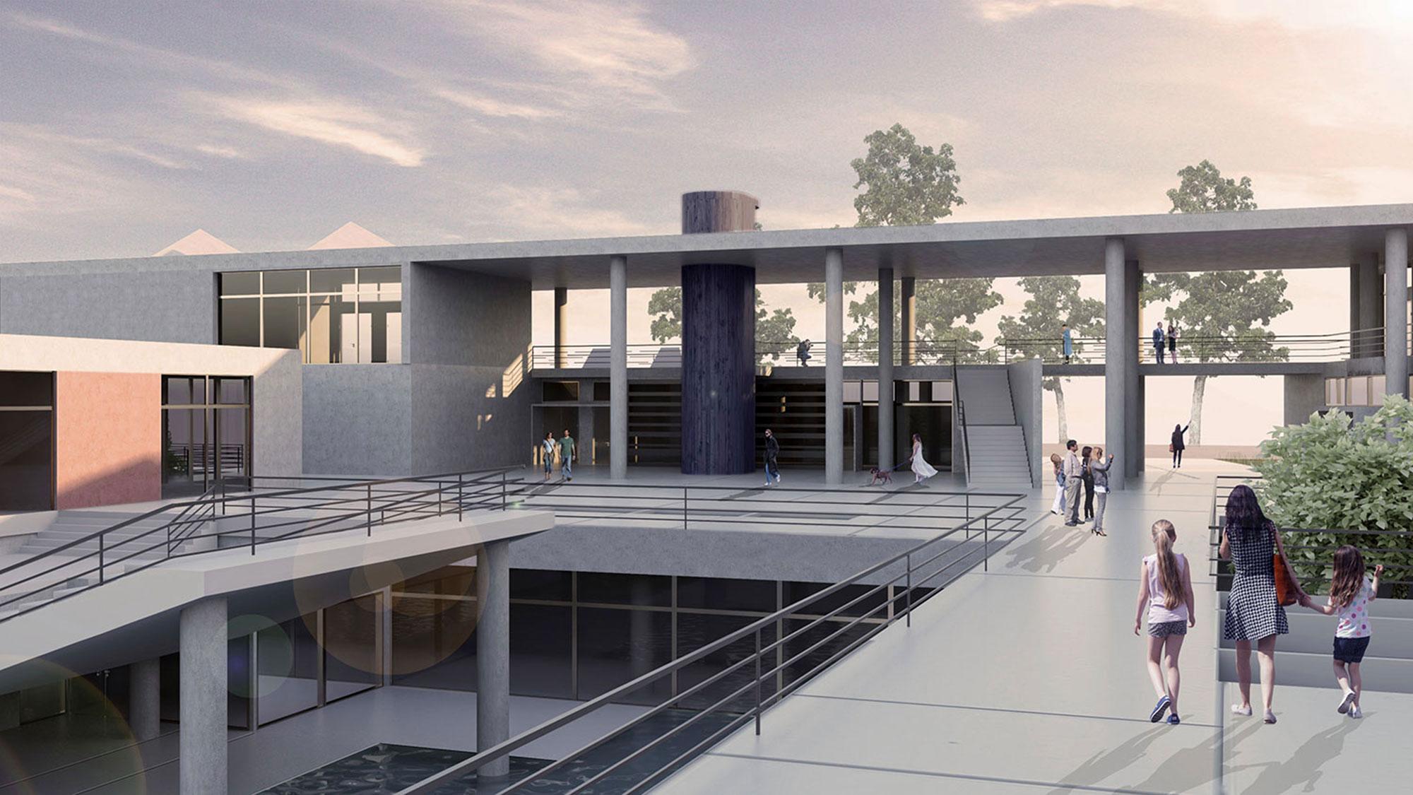 Δημοτικό Κέντρο Θεάτρου και Μουσικής στην Ιεράπετρα