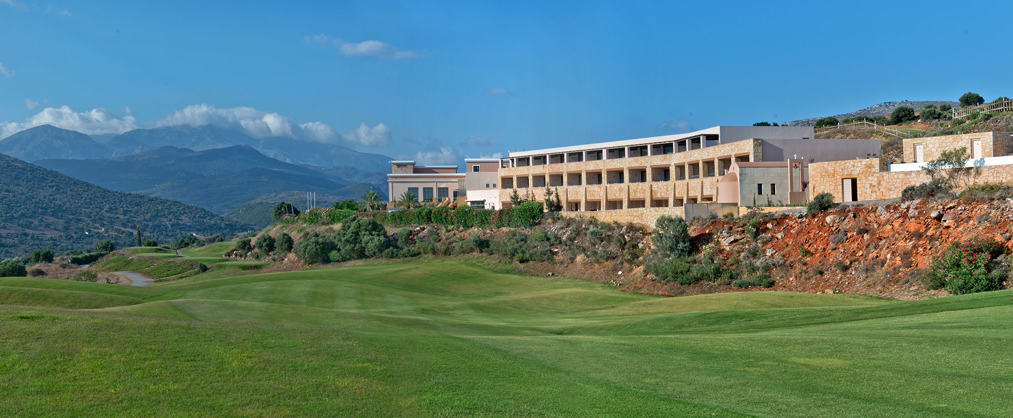 The Golf Hotel