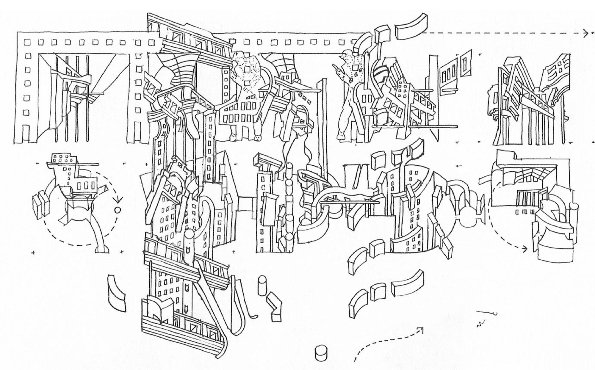 Το αρχιτεκτονικό σχέδιο ως μηχανισμός διερεύνησης των επιστημολογικών μεταλλαγών της αρχιτεκτονικής