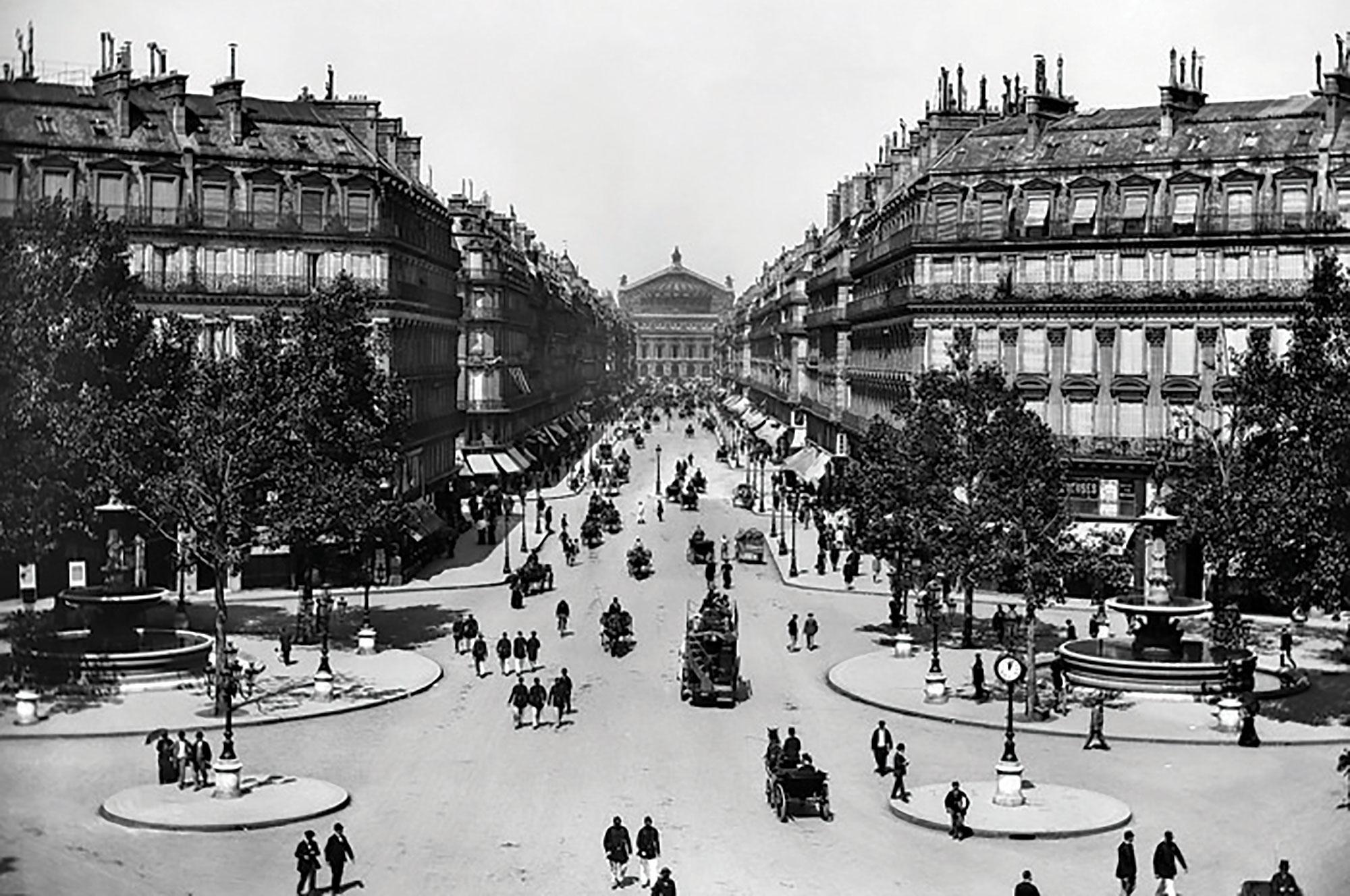 Λεωφόροι της Μοντέρνας Εποχής: Παρίσι, Βερολίνο