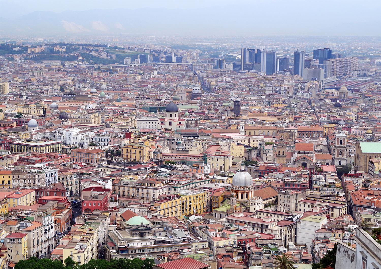 Στρατηγική αναγνώρισης, αξιολόγησης, ανάδειξης ενός αστικού τοπίου: Η Νάπολη ως παράδειγμα αναφοράς