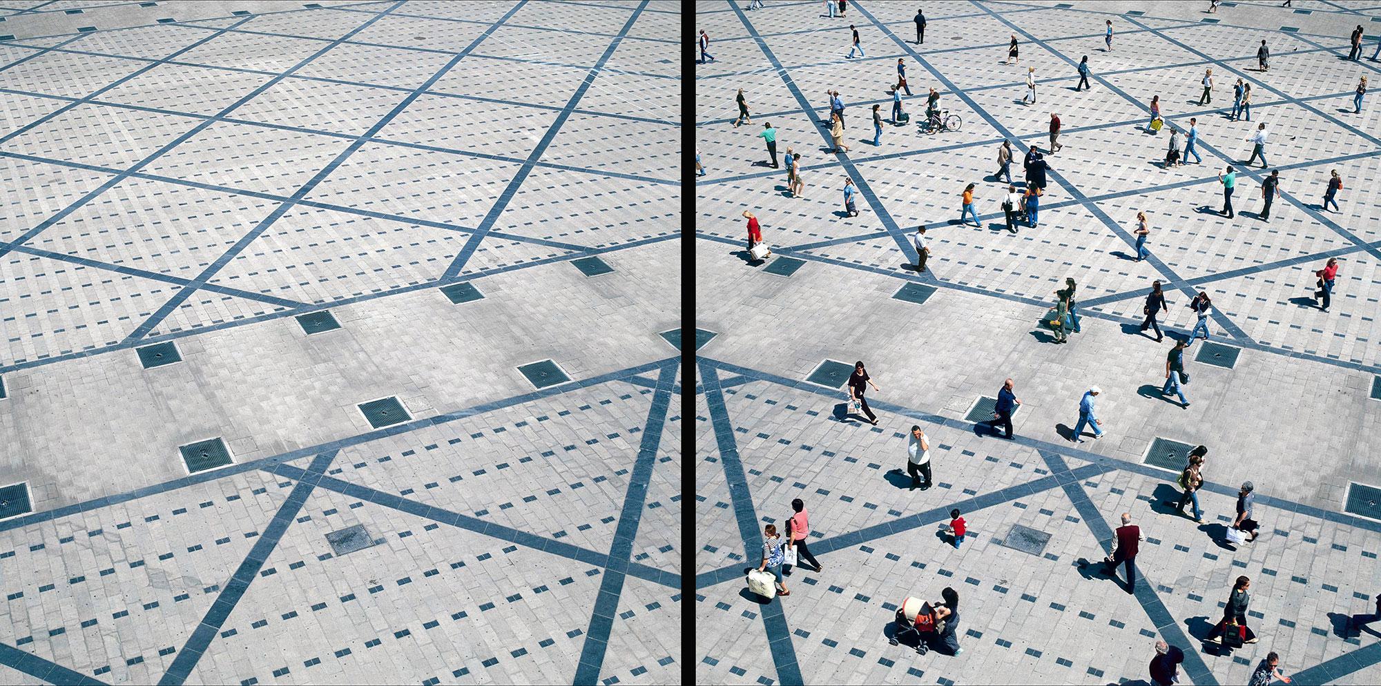 Δωμάτια της πόλης: Προσεγγίζοντας τη νέα αστικότητα