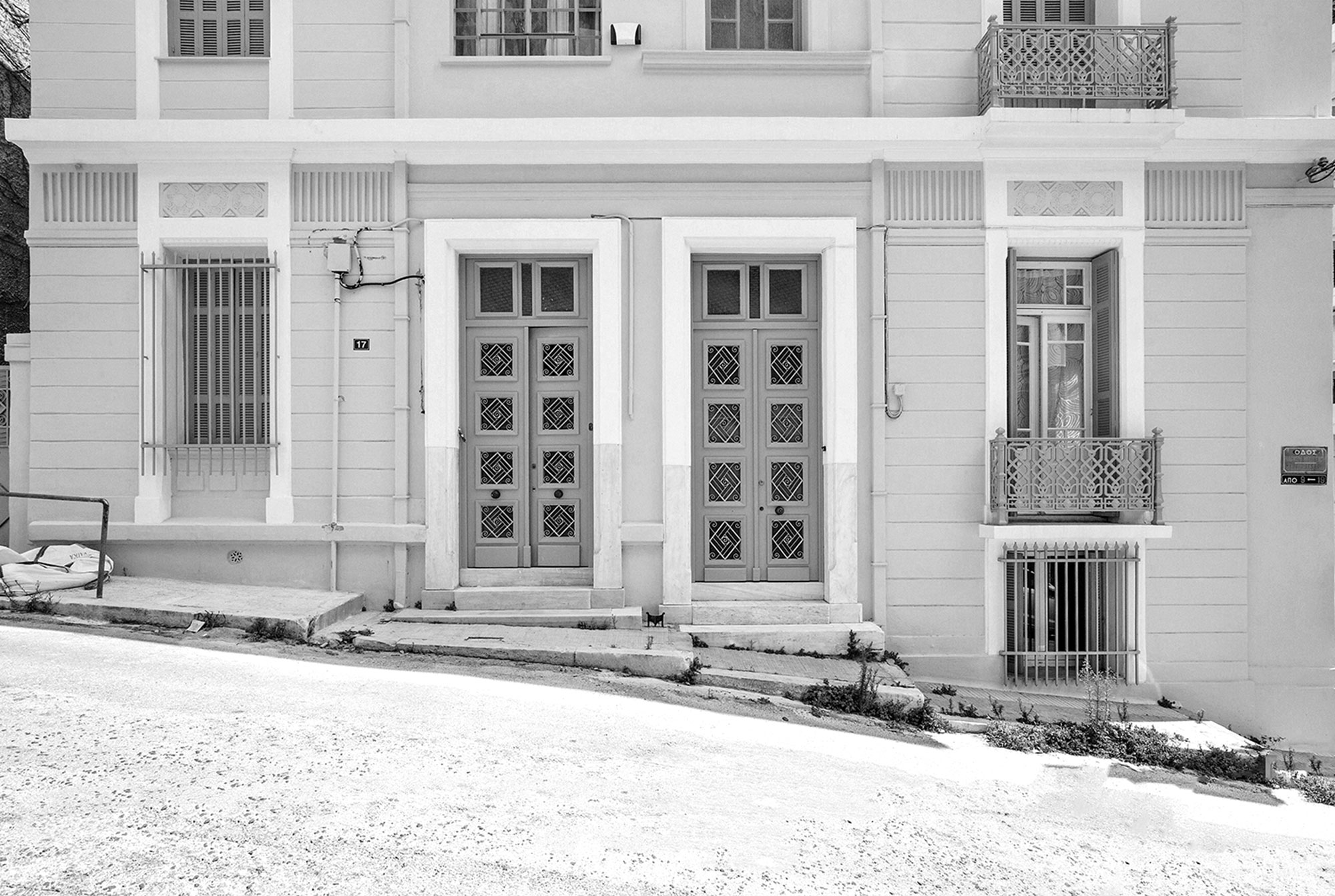 Ανακαίνιση διαμερίσματος σε διατηρητέο κτήριο