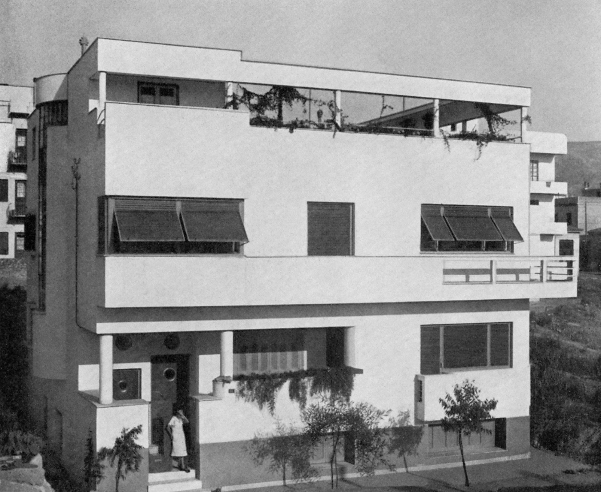Μοντέρνες απώλειες 01. Κατεδαφισμένα κτήρια του μεσοπολέμου στην Αθήνα