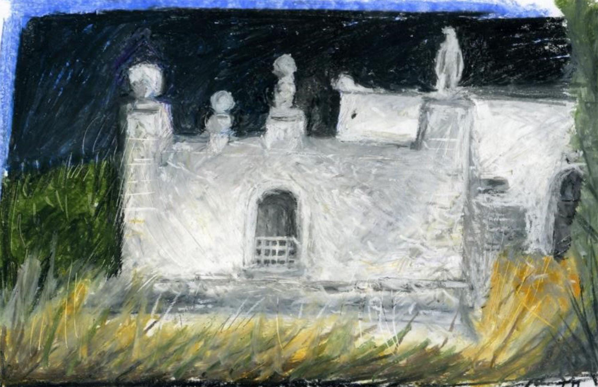 Το σπίτι του Ροδάκη στην Αίγινα