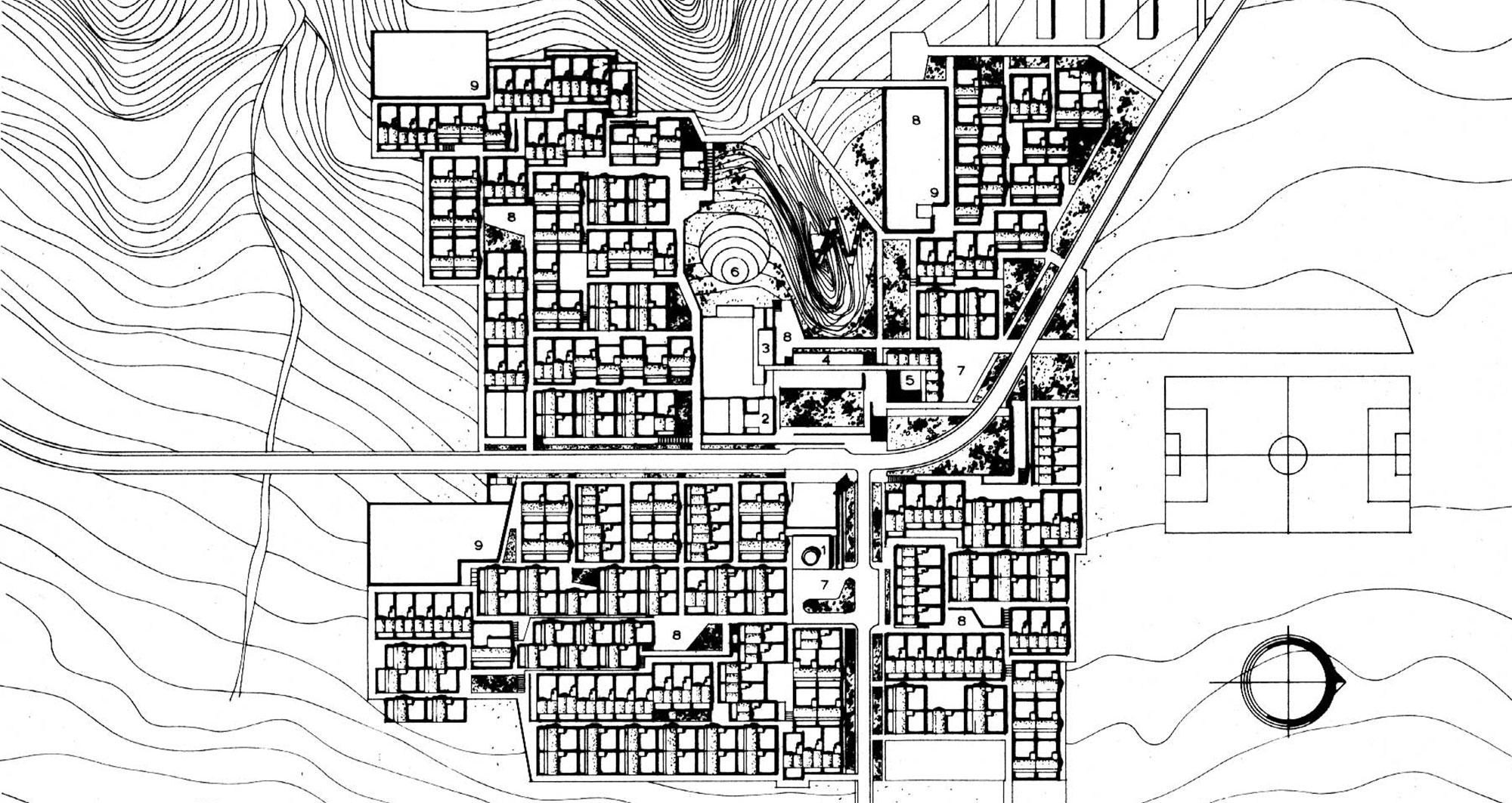 Οργανωμένη δόμηση στην Ελλάδα,  η πορεία τριών οικισμών μέσα στον χρόνο