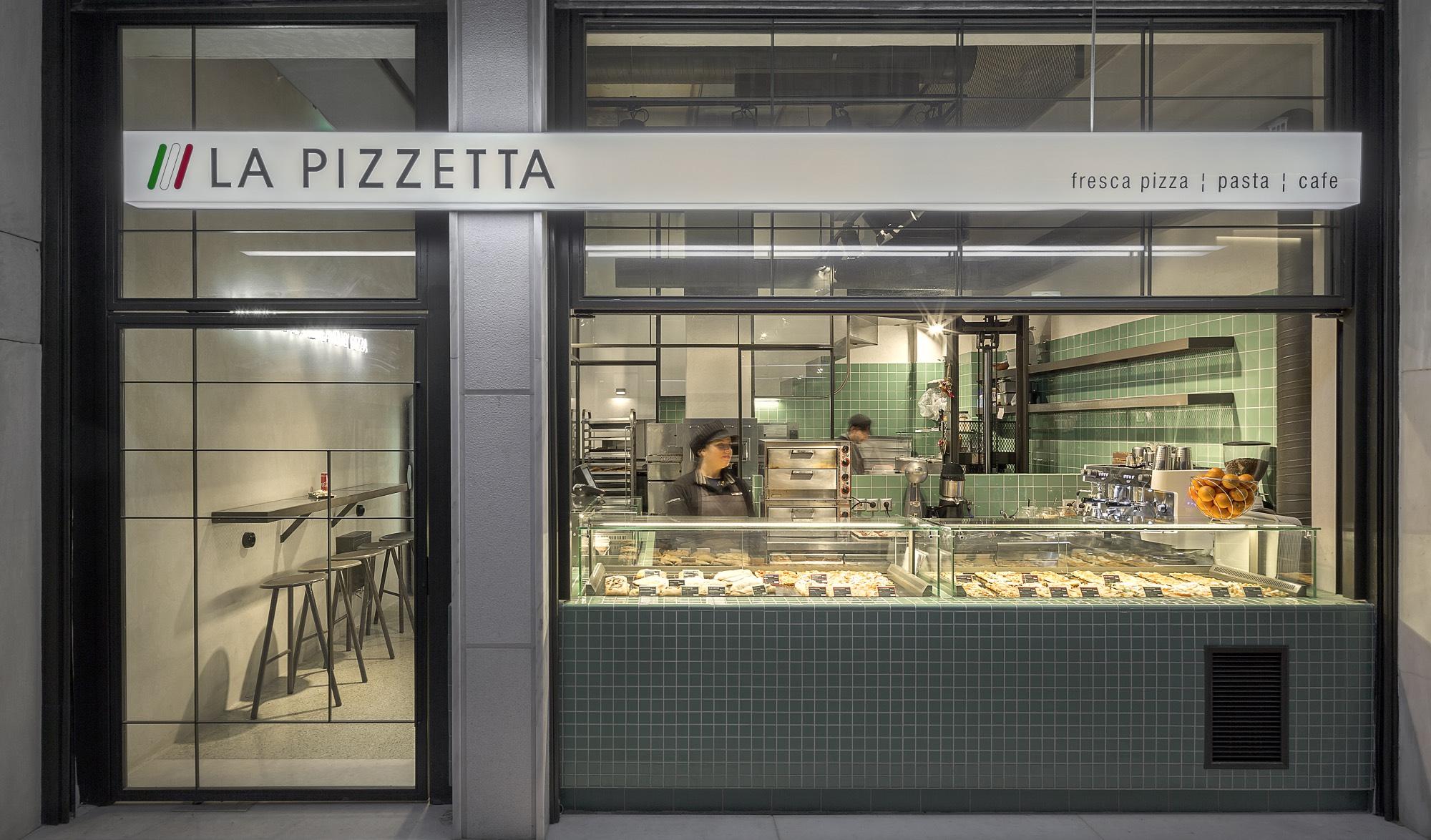 Εστιατόριο La Pizzetta