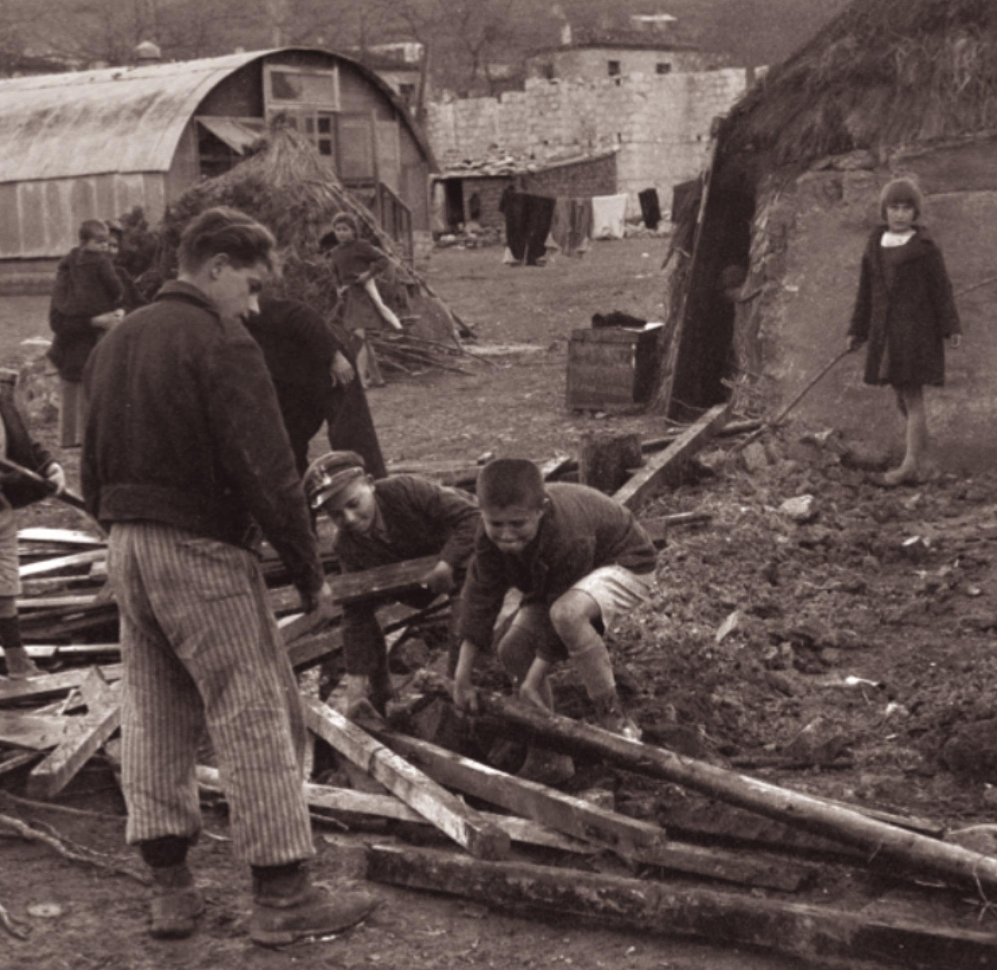 Το αμερικανικό πρόγραμμα αυτοστέγασης (1947-51) και η γέννηση της αντιπαροχής