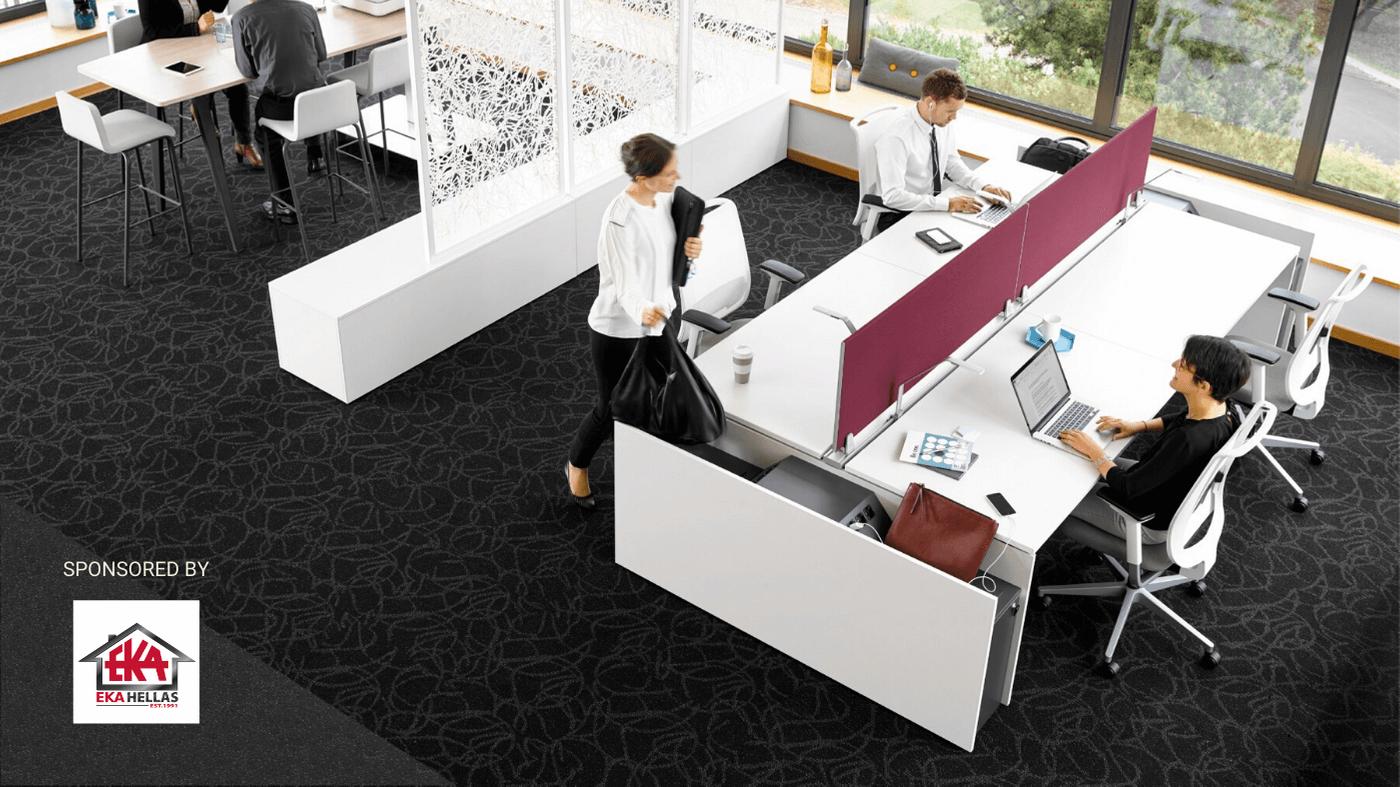 Η πολυμορφικότητα του εργασιακού χώρου ως μέσo βελτιστοποίησης της ευεξίας