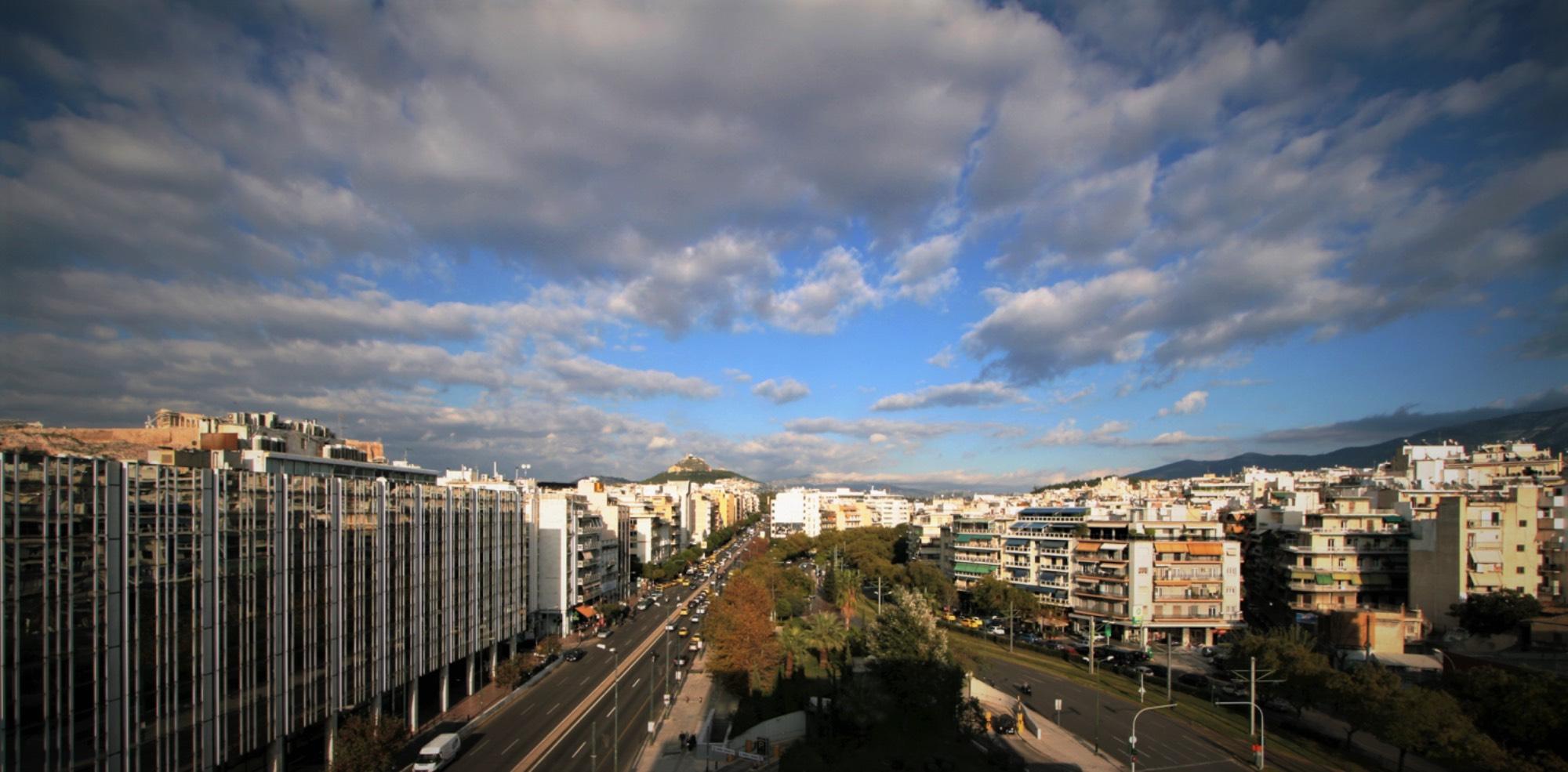 Πόσο ψηλά τα κτίρια στην Αθήνα;