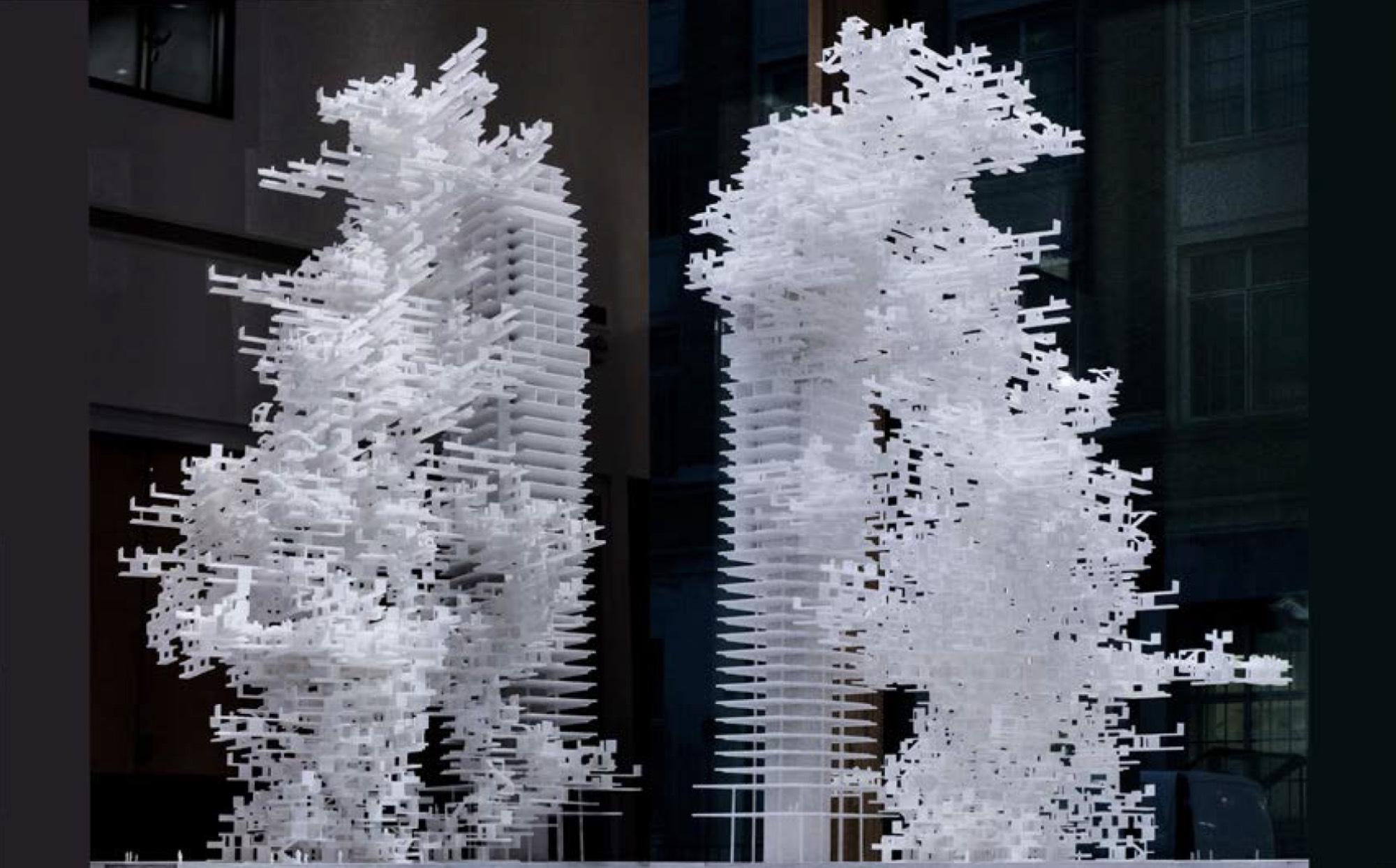 Η αρχιτεκτονική στην ψηφιακή εποχή: από τους αλγόριθμους στο κατασκευασμένο έργο