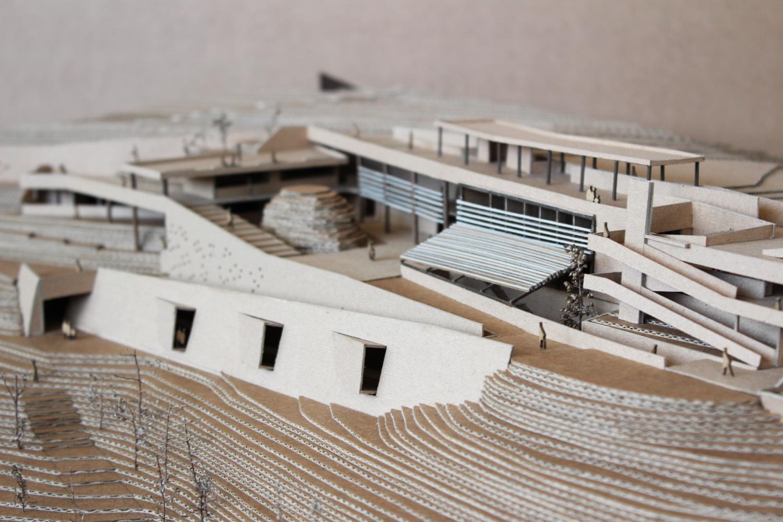 Επέκταση και Επανάχρηση του κτιρίου «Διόνυσος» στην Καβάλα. Πολιτιστικό Κέντρο και Μουσείο για την Αρχαία Εγνατία Οδό