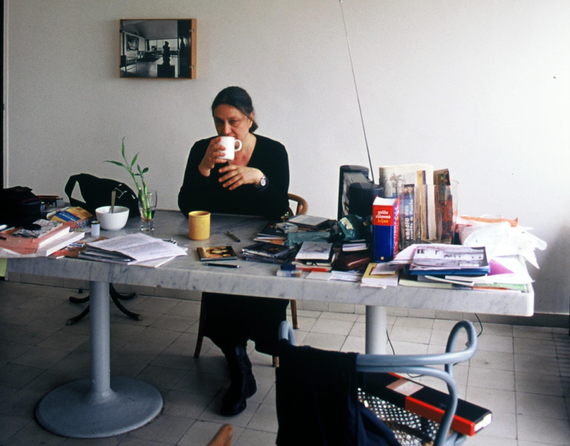 """""""Αρχιτεκτονικές κουβέντες"""" με την Μπούκη Μπαμπάλου-Νουκάκη"""