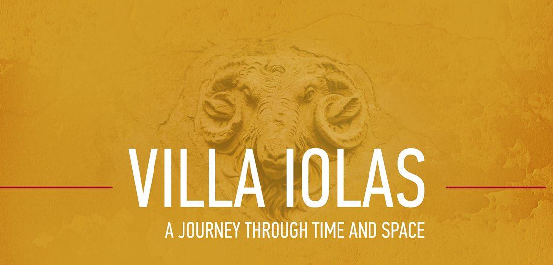 Βίλα Ιόλα. Ταξίδι στο Χώρο και Χρόνο