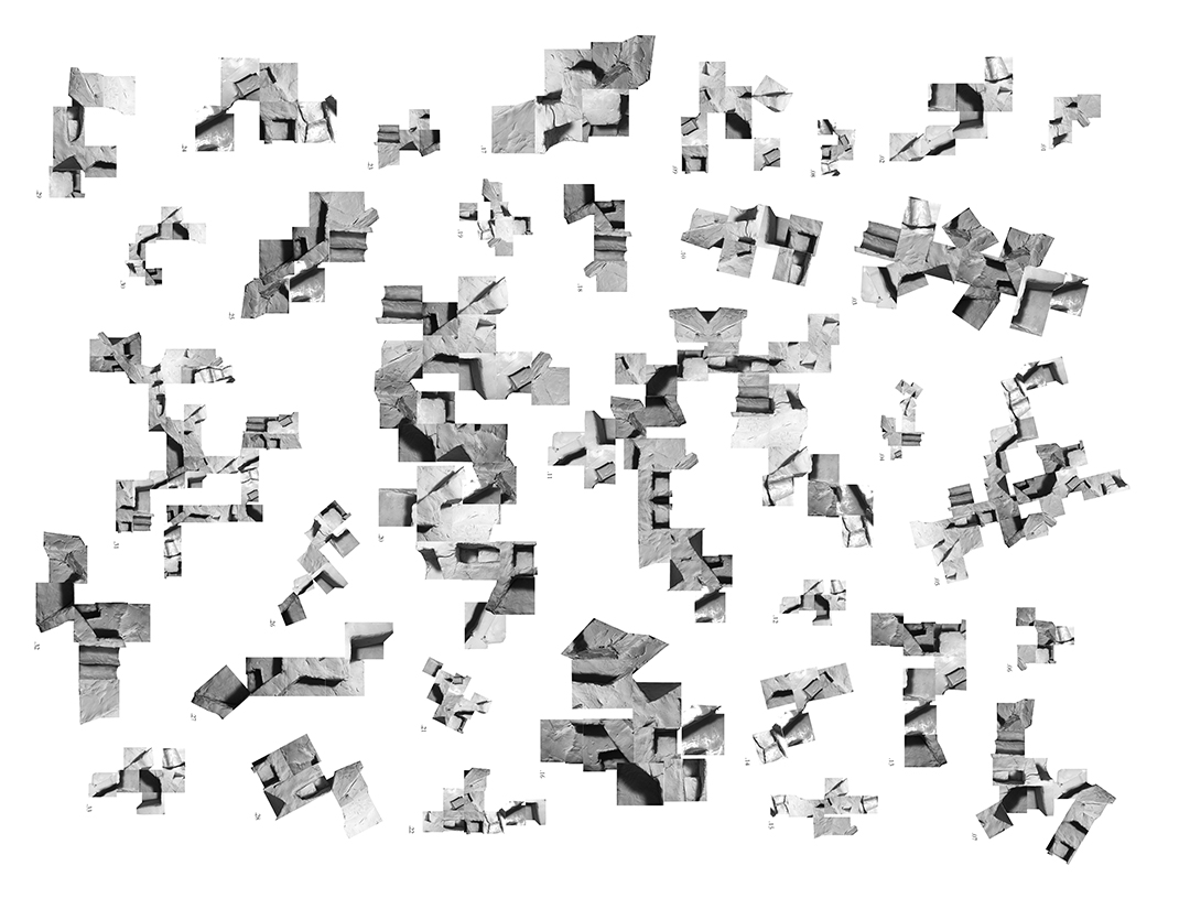 Ανεστραμμένες Τοπογραφίες στον θηραϊκό τόπο