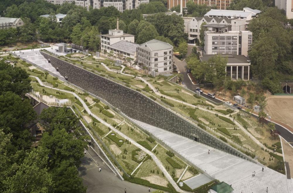 Η αντίληψη της αρχιτεκτονικής ως ένα περιβάλλον