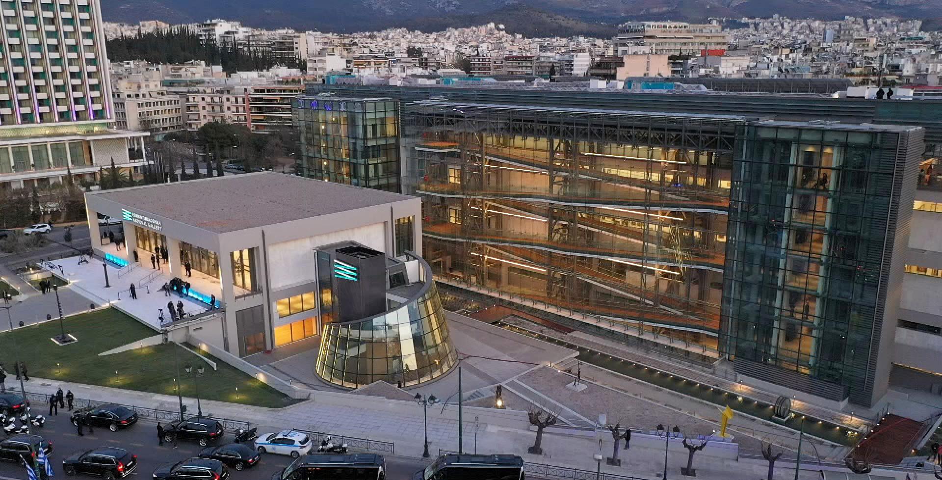 Τα «πάθη» της μοντέρνας ελληνικής αρχιτεκτονικής