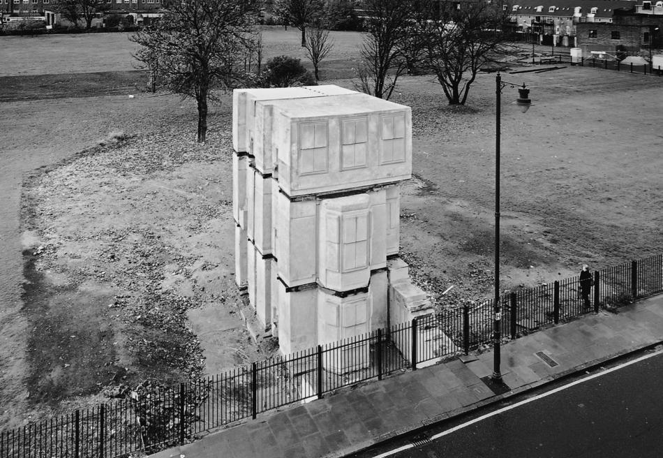 Προσωπική και Συλλογική Απώλεια: Η περίπτωση του House (London, 1993) της Rachel Whiteread