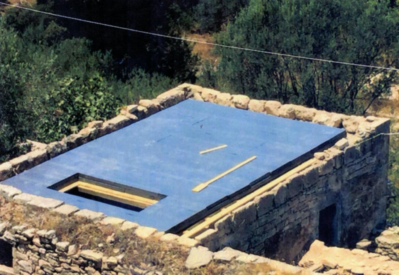 Το σπίτι του Ροδάκη στην Αίγινα - Μνημείο παραδοσιακής αρχιτεκτονικής