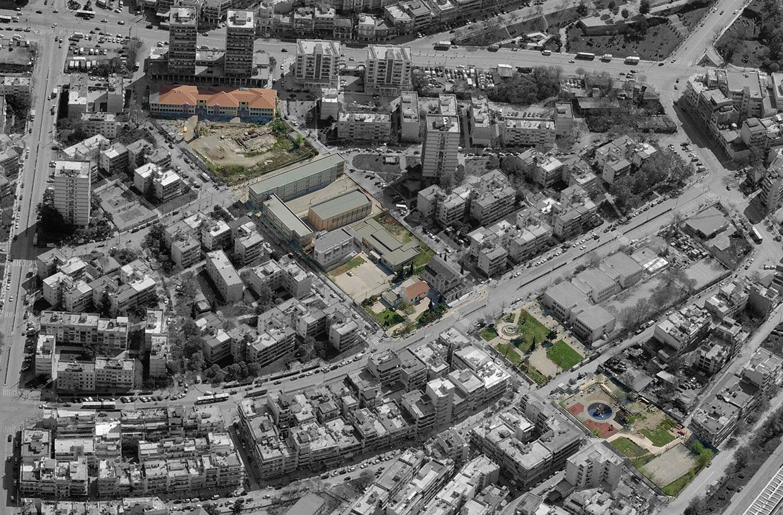 Eπεμβάσεις για τη δημιουργία δημόσιων χώρων και κοινωνικών υποδομών στην περιοχή της Ξηροκρήνης