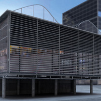 Louvres Shading System