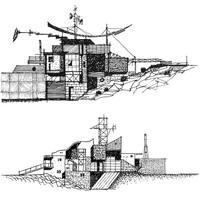 «Φανταστικά Τετράδια». Σχεδιάσματα 1984-2019