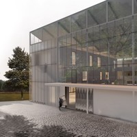 Σχολή Καλών Τεχνών στη Φλώρινα (Γ' Βραβείο)