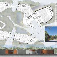 Landscape Fragment. Κτίριο Υπηρεσιών της ΠΕΔΑ στην Ελευσίνα