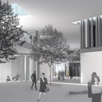 Σχολή Καλών Τεχνών στη Φλώρινα  - Α' Βραβείο