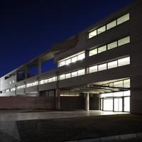 Φαρμακευτική Unipharma: Βιομηχανικό κτίριο