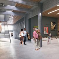 Νέο Αρχαιολογικό Μουσείο Σπάρτης. Α' βραβείο