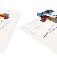 Νέο Μουσείο Bauhaus με υπαίθριες διαμορφώσεις και χώρους στάθμευσης