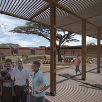 Σχολικό και Οικιστικό Συγκρότημα στο Malawi
