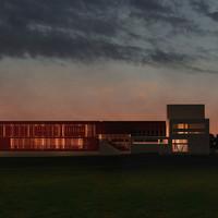 Νέο Αρχαιολογικό Μουσείο Σπάρτης. Δεύτερο βραβείο
