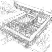Πρόταση για την Ανέγερση του Κτιρίου Υπηρεσιών της Π.Ε.Δ.Α. στην Ελευσίνα