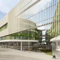 Νέο Κτήριο της Γενικής Γραμματείας Υποδομών (Α βραβείο)