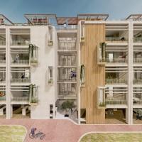 Κοινωνικές κατοικίες στην Λάρνακα