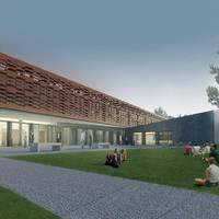 New American College of Thessaloniki Student Center