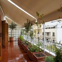 Ανακαίνιση διαμερίσματος στο κέντρο της Αθήνας